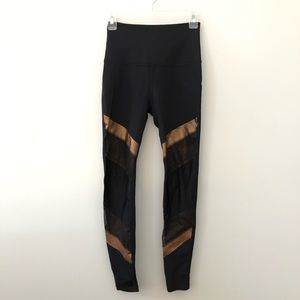 Beyond Yoga Limited edition Leggings a metallic S